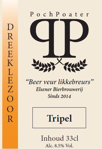 tripel - elsener bierbrouwerij pochpoater