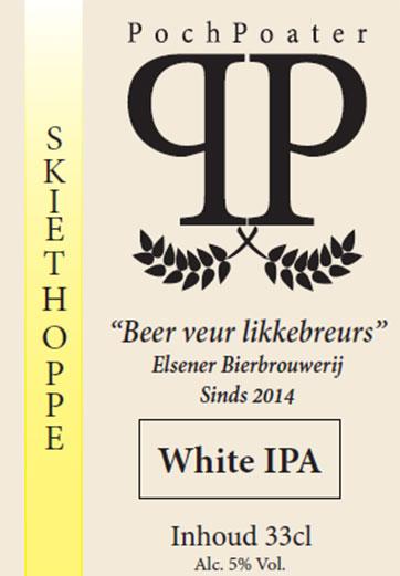 white ipa - elsener bierbrouwerij pochpoater